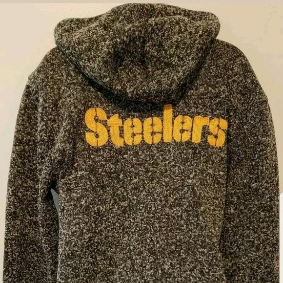 75a0b31f5 NFL Pittsburgh Steelers Men s Med. Sweatshirt. NWT